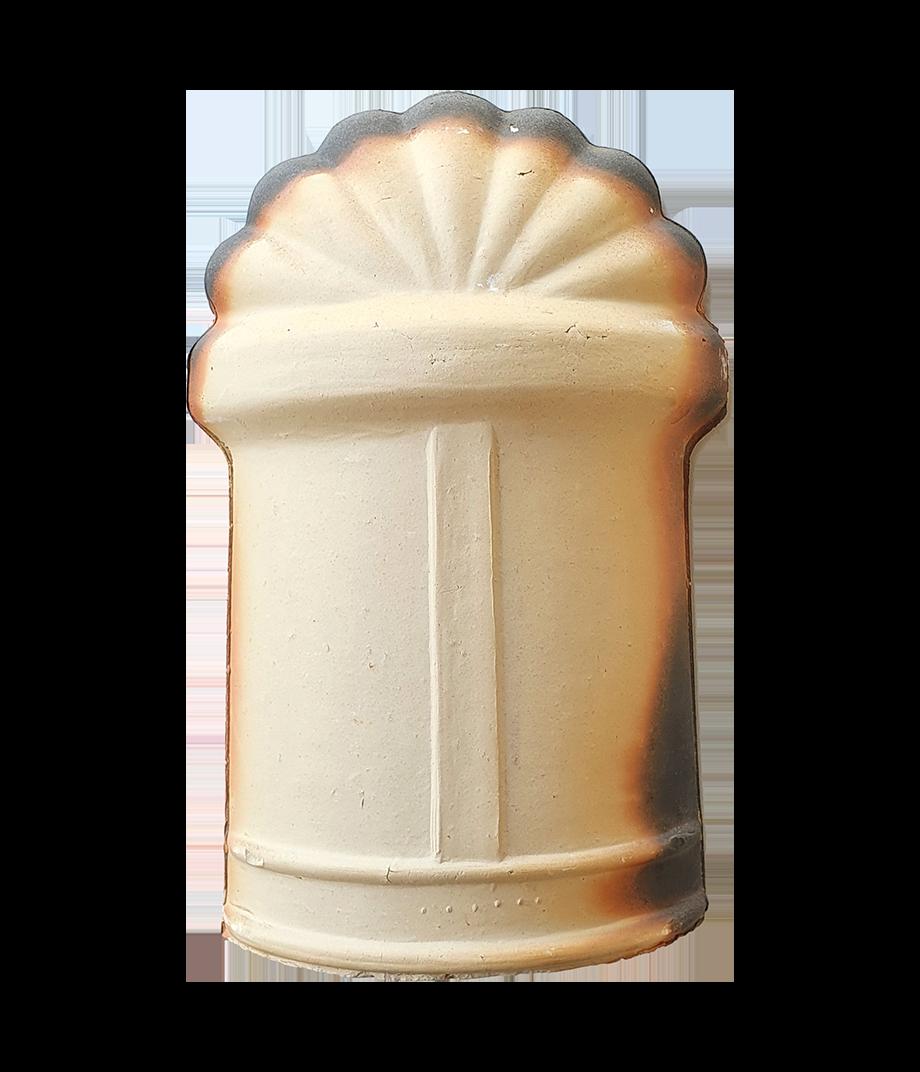 Majope - Telha - Telha para Acabamento Pata de Leão Mesclada